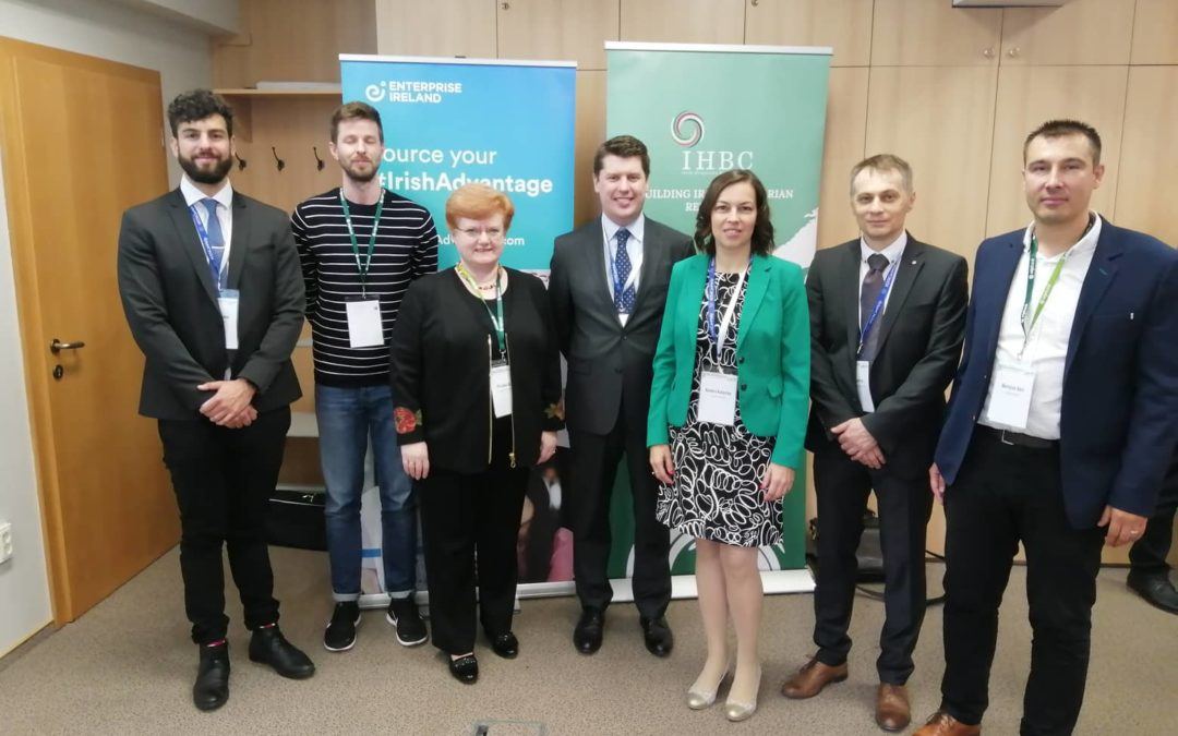 Irish – Hungarian Business Day in Pécs