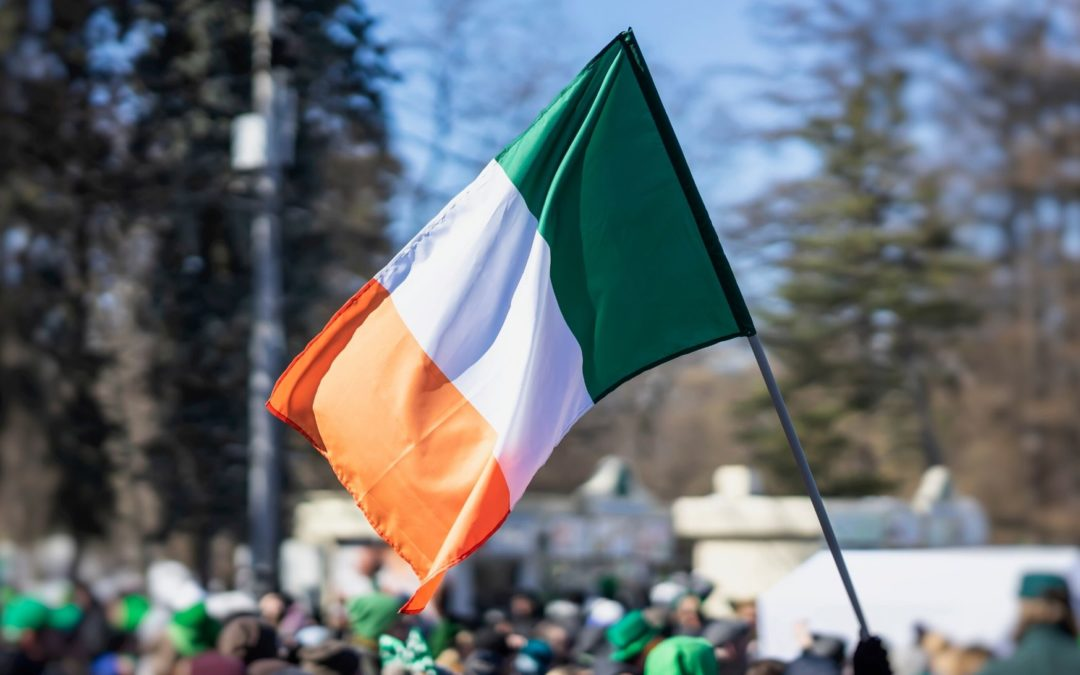 Celebrate St. Patrick's Day 2020 in Budapest at our Parade